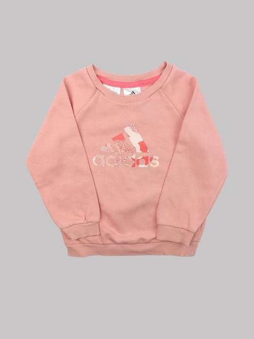 Sweat fille 2 ans <br> ADIDAS