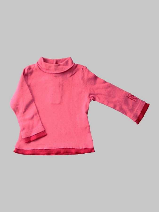 Tee shirt manches longues fille 6 mois <br> KENZO 0