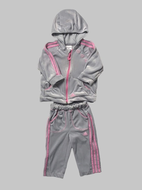 Jogging fille 6 mois <br> ADIDAS