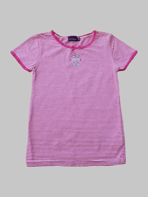 Tee Shirt fille 7 ans <br> SERGENT MAJOR